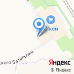 Комбинат социального питания Колпинского района на карте Санкт-Петербурга