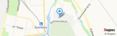 Грузовые Транспортные Технологии на карте Санкт-Петербурга