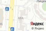 Схема проезда до компании Оболонь, ПАТ в