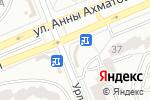 Схема проезда до компании Шашлыкoff в