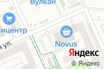 Схема проезда до компании Novus в