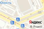 Схема проезда до компании Техномикс в