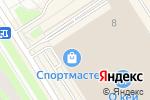 Схема проезда до компании Maxiarms в Санкт-Петербурге