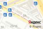 Схема проезда до компании Мебелька в
