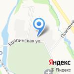 Евро-Транс-Авто на карте Санкт-Петербурга