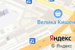 Схема проезда до компании Аптека гормональних препаратів, ТОВ в