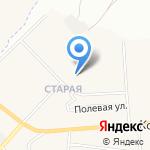 Магазин товаров для животных на карте Санкт-Петербурга
