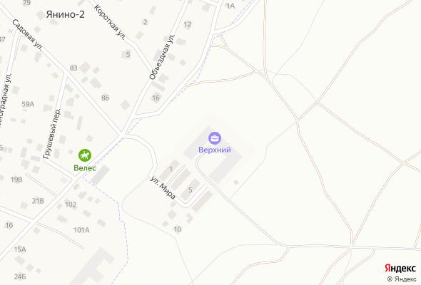 жилой комплекс Верхний