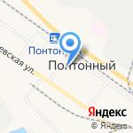Баня №2 на карте Санкт-Петербурга