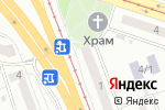 Схема проезда до компании ITBox в