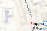 Схема проезда до компании Нотариус Савчук Е.А. в