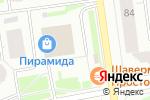 Схема проезда до компании Магазин оптики во Всеволожске
