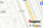 Схема проезда до компании Онега в