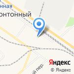 Специальная коррекционная школа №432 на карте Санкт-Петербурга
