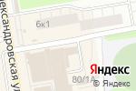 Схема проезда до компании Ермолино во Всеволожске