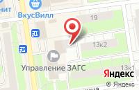 Схема проезда до компании Полиграфическая Компания  во Всеволожске