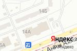 Схема проезда до компании Лімпопо в