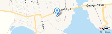 Производственно-торговая фирма на карте Таирово