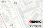 Схема проезда до компании Галицька, ПрАТ в