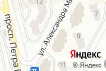 Схема проезда до компании Буковина в