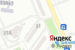 Схема проезда до компании Украинское общество слепых в