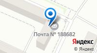 Компания Почтовое отделение №682 на карте