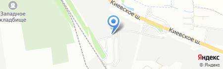 АвтоАмпер на карте Одессы
