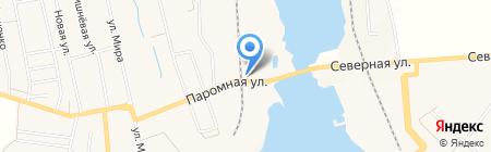 Автовид на карте Таирово