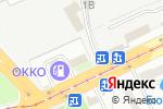 Схема проезда до компании VIN17 в