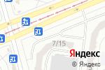Схема проезда до компании Смерека, МЧП в