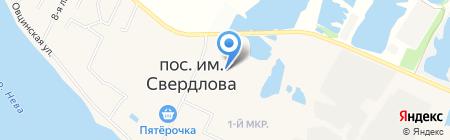 Престиж на карте Имени Свердловой