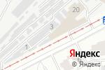 Схема проезда до компании Автокомплекс на Азербайджанской в