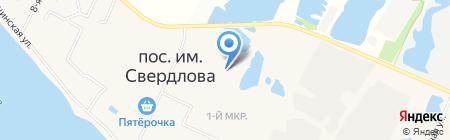 ТУТТИ ПЛЮС на карте Имени Свердловой