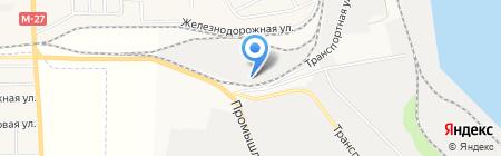 Искра ЧП на карте Ильичёвска