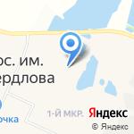 ТУТТИ плюс на карте Санкт-Петербурга