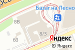 Схема проезда до компании Баул в