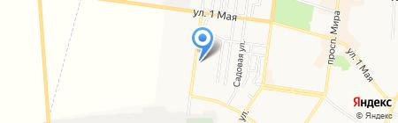 Afrodita на карте Ильичёвска