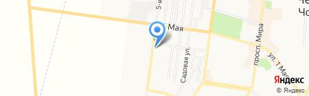 Стандарт КО на карте Ильичёвска