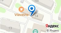 Компания Магазин автохимии на ул. 1-й микрорайон на карте