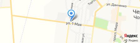 Продуктовый магазин на карте Ильичёвска