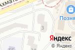 Схема проезда до компании Pastka в