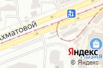 Схема проезда до компании М`ясна комора в