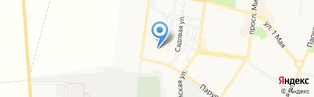 Каратэ Симмей-до Киокушин на карте Ильичёвска