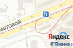 Схема проезда до компании Салтівський м`ясокомбінат в