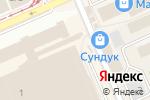 Схема проезда до компании Zlatamebel в