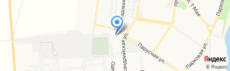 Farmacia на карте Ильичёвска