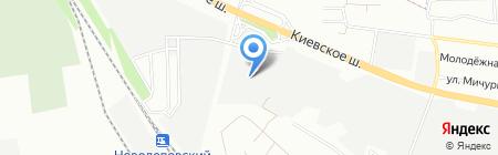 ФабрикантЪ на карте Одессы