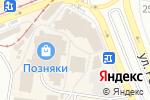 Схема проезда до компании Сімба в