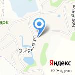 Токкари-Лэнд на карте Санкт-Петербурга
