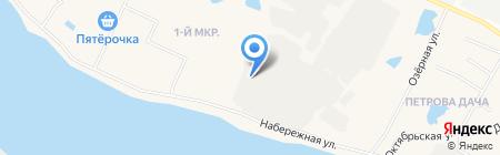 Частная Пивоварня на карте Имени Свердловой